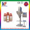 Máquina de rellenar del café del taladro dual del polvo, máquina de rellenar del polvo