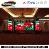 Tarjeta de interior de la pantalla de visualización de LED P10 de la alta exploración de la definición P10 1/4