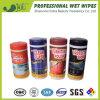 Os tecidos molhados do agregado familiar orgânicos Todo-Porpose não tecido molharam Wipes