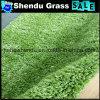 Трава низкой высоты декоративная искусственная на выставка 10mm
