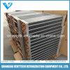 Bobine en aluminium de condensateur de climatiseur de tube de cuivre