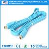Ethernet 1080P di 1.5m per il cavo di HDMI/cavo del calcolatore
