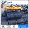 Прямоугольный тип Electro магнит для поднимать высокотемпературный провод штангу MW19-54072L/2