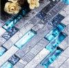 Mattonelle di pavimento di vetro di pietra naturali del mosaico di Marblemixed del materiale da costruzione (FYST183)