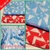 Tissu en coton Chemical Fiber tissus teints Jacquard Tissu Tissu polyester pour femme Robe Manteau Jupe pleine Enfants Robe de vêtement.