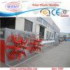 PPR heiße kalte Wasserversorgung-Rohr-Strangpresßling-maschinelle Herstellung-Zeile