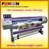 1.6m Wide Format Sublimation Printer com Dx5 Head, 1440dp