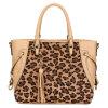 De Handtassen van de Vrouwen van de Ontwerper van het Merk van de Manier van het Leer van de luipaard (MBLX033103)