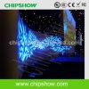 Schermo dell'interno di alta risoluzione della fase LED di colore completo P4 di Chipshow