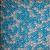 平らな円形の宝石用原石のモザイク・ガラス