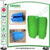 بلاستيكيّة قابل للتراكم حمل صندوق ووعاء صندوق سوقيّ متحرّك