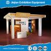 Sala de exhibición soporte de exhibición estructura de armadura de acero