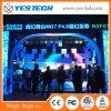 임대 LED 커튼 스크린을 광고하는 높은 광도 옥외 풀 컬러 디지털