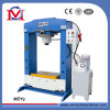 Tipo de marco potencia móvil del cilindro 150 toneladas de máquina de la prensa hidráulica (MDYy150/35)