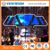 video hängender Vorhang-Bildschirm des Polymer-Plastik 5.7kg Nanomaterials Schrank-LED