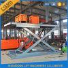 Table élévatrice hydraulique de garage souterrain à vendre