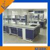 C-Frame All Steel Laboratorio Muebles Island Banco para Equipo de Laboratorio