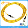 FC aan FC Singmode 9/125 Simplex Fiber Optical Patch Cord