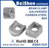Formbares Eisen-Spitzenträger-Rohrschelle