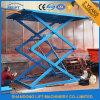 Piattaforma dell'elevatore idraulico con CE