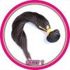 KblのバージンのインドのRemyの毛のよこ糸の拡張