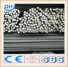 Sbarra di ferro d'acciaio dell'acciaio del tondo per cemento armato del nero dell'edilizia concreta BS4449