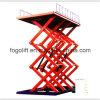 Plataforma chinesa do elevador de Vertial dos fornecedores/elevador de bens hidráulico para a venda
