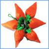 Figura della frutta di modo che piega i sacchetti di acquisto riutilizzabili dei sacchetti di figura riutilizzabile della carota