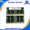 Ett оригинальные чипы 32MB * 8 16chips 1GB DDR2 667 для ноутбуков