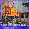 Mezclador de cemento concreto obligatorio del eje gemelo eléctrico Js750