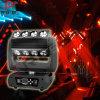 Luz principal móvil de la etapa de DJ del disco de la viga de 360 rodillos LED