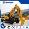 XCMG Xe210W ventes d'excavatrice d'excavatrice de roue de 21 tonnes mini
