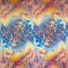 Película de transferência do Sublimation do projeto 3D da forma da largura da parte superior 0.5 de Tsau