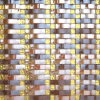 Mosaico di vetro dorato di arte (VMW3657)