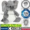 Sacchetto riscaldato da microonde del frumento del giocattolo della peluche dell'elefante EN71