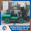 Forklift de levantamento do terreno áspero da altura 4ton da personalização com acessórios de Varous