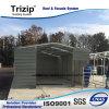 金属のプレハブの移動可能な家か倉庫またはガレージ