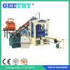 機械を形作るQt4-15cの油圧具体的な煉瓦
