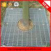新しいデザイン出版物の溶接金属の火格子の鋼鉄木の格子
