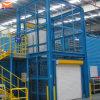 Portance hydraulique de cargaison d'entrepôt de rail de rouleau de guide