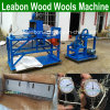 Lã de madeira lata longa e leve que faz a máquina