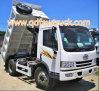 10-15 autocarro con cassone ribaltabile di tonnellata 4X2 180HP FAW JAC/autocarro a cassone