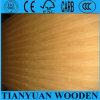 madeira compensada natural do tamanho da porta do Teak de 5.2mm