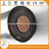 câble Unarmoured de PVC de la SWA 0.6/1kv