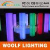 LEDの柱を変更する屋外の装飾的な結婚披露宴カラー