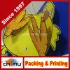 Impresión gruesa del libro de la tarjeta de papel de los niños (550027)