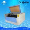 Mini macchinario di taglio del laser del CO2 della tagliatrice dell'incisione del laser di legno