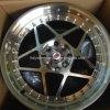15/17inch Alloy Wheel voor Hre