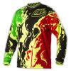 Motocross feito sob encomenda por atacado Jersey/motocicleta Jersey do Sublimation (MAT43)