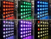 직업적인 Stage Background 25PCS LED Effect Matrix Light